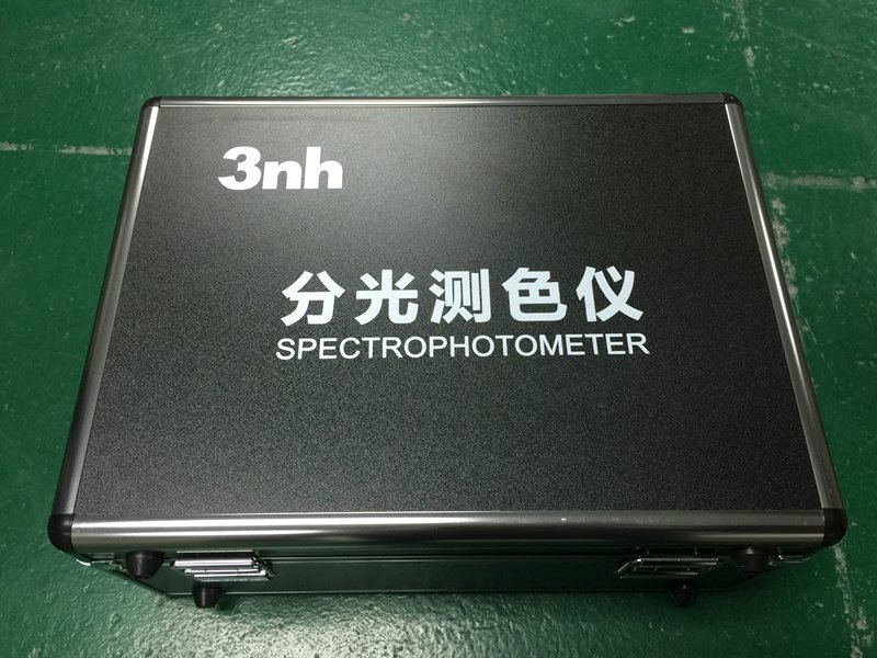 NS820 spectrophotometer hard case