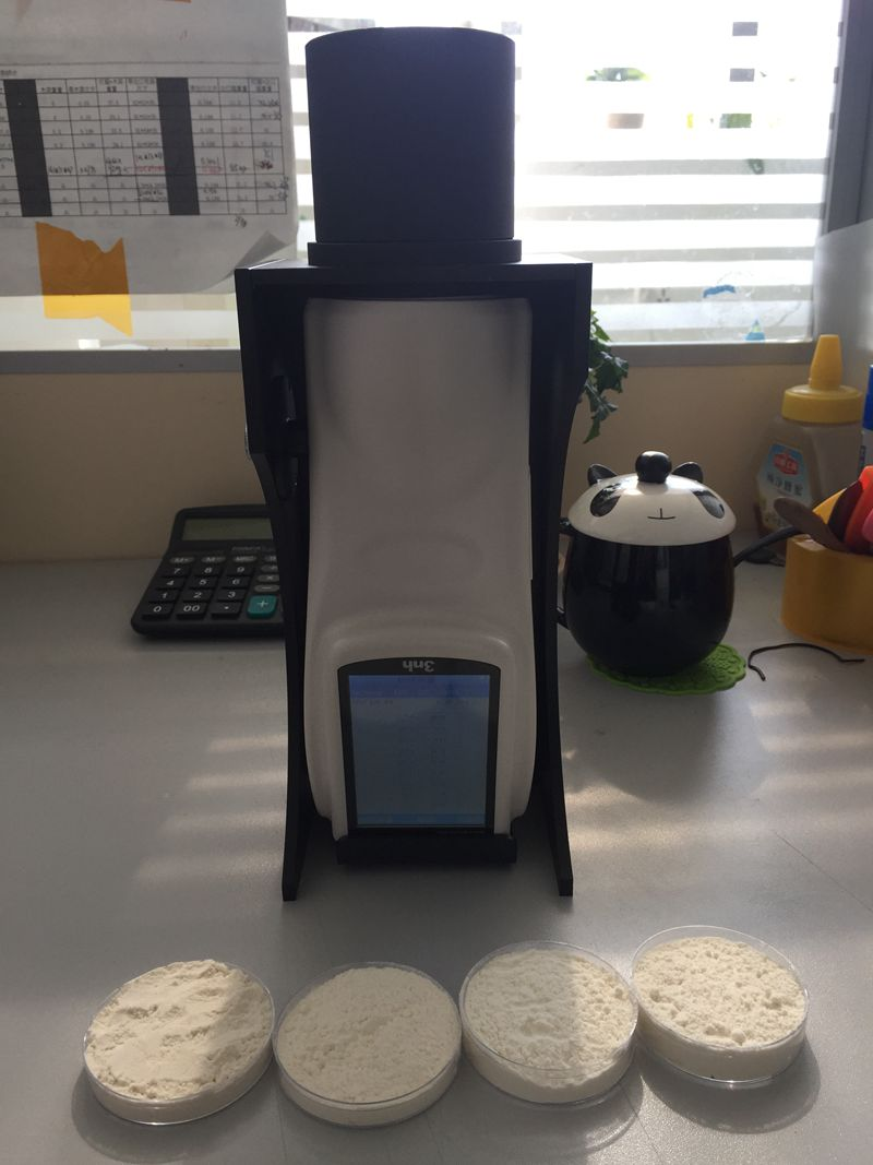 powder test spectrophotometer